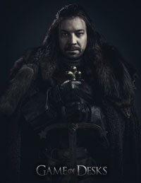 Jimmy Fallon in 'Game of Desks'
