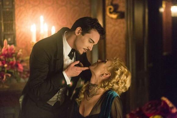 NBC cancels Dracula
