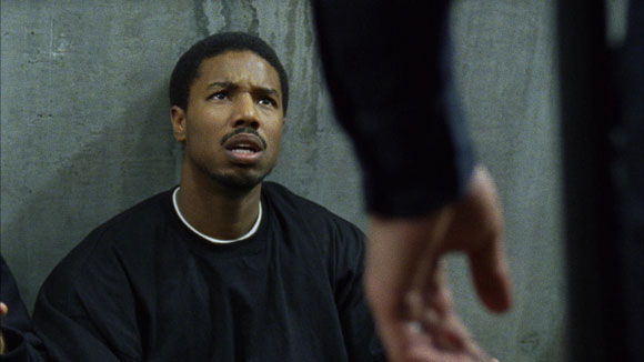 MICHAEL B. JORDAN stars in FRUITVALE STATION