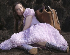 Sophie Lowe in Once Upon a Time in Wonderland