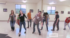 The Walking Dead Zombie School Video