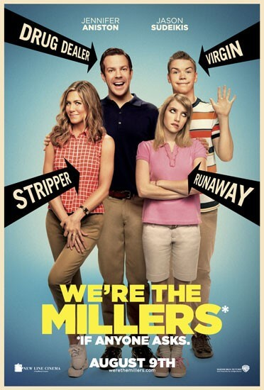 Poster for We're the Millers