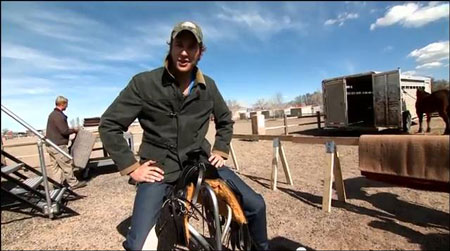 Armie Hammer The Lone Ranger Cowboy Bootcamp