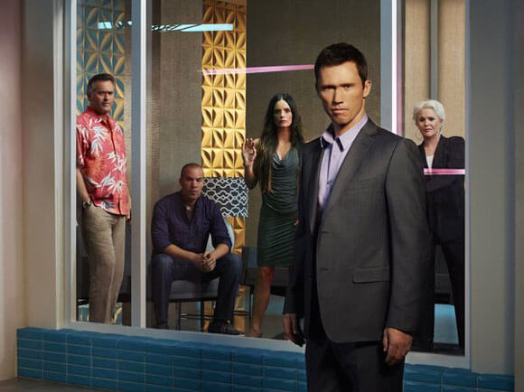 Burn Notice Season 7 Cast Photo