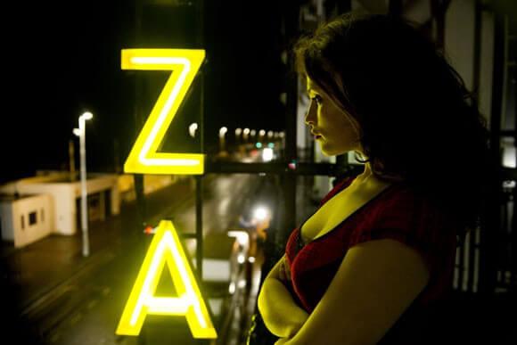 Gemma Arterton stars in 'Byzantium'