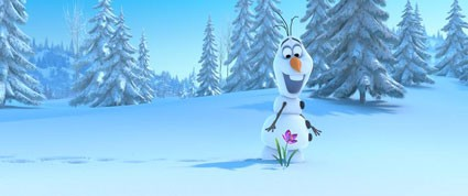 Frozen Teaser Trailer from Walt Disney Animation