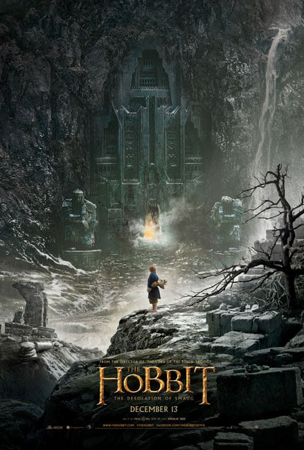 The Hobbit: Desolation of Smaug Poster