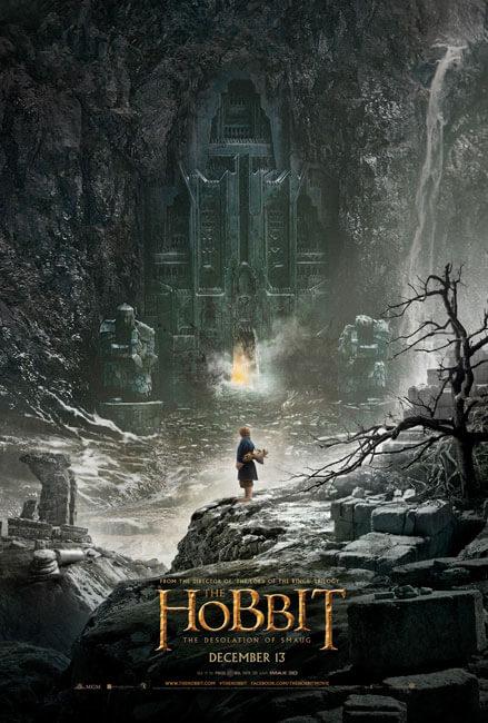 The Hobbit: Desolation of Smaug Poster