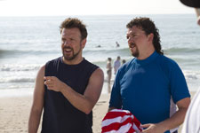 Jason Sudeikis and Danny McBride in 'Eastbound & Down'