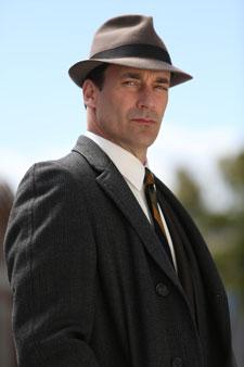 Jon Hamm as Don Draper in season 6 of 'Mad Men'
