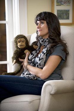 Nina Conti in 'Family Tree'