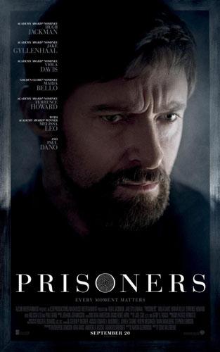Prisoners Hugh Jackman Poster