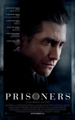 Jake Gyllenhaal Prisoners Poster