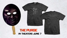 The Purge Prize Package