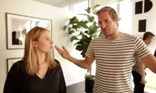 Kristen Bell and Ryan Hansen Veronica Mars Video