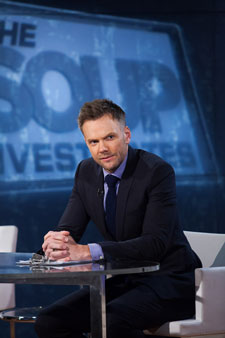 The Soup Investigates with Joel McHale