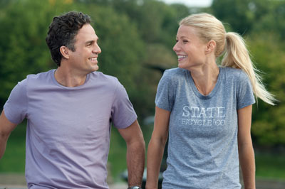 Mark Ruffalo and Gwyneth Paltrow star in Thanks for Sharing