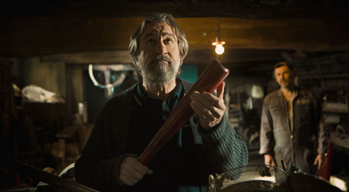 Robert De Niro stars in 'The Family'
