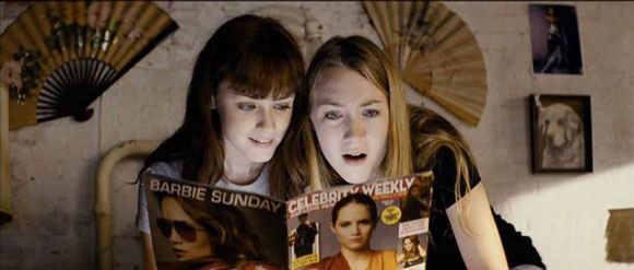 Alexis Bledel and Saoirse Ronan star in 'Violet & Daisy'