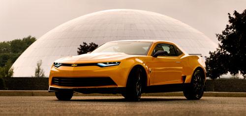 Bumblebee, a 2014 Concept Camaro