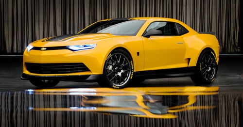 Bumblebee from Transformers 4
