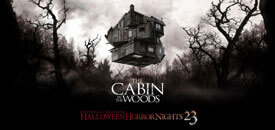 Cabin in the Woods Halloween Horror Nights