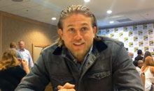 Charlie Hunnam Sons of Anarchy Interview