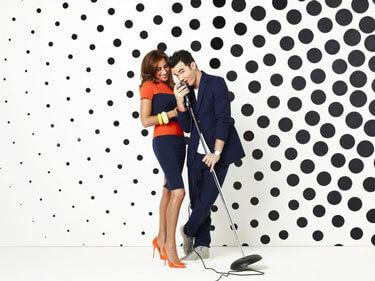 Danielle Jonas and Kevin Jonas in season 2 of 'Married to Jonas'