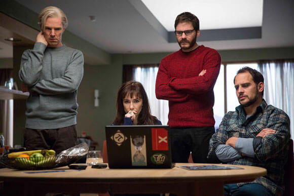 The Fifth Estate Starring Benedict Cumberbatch