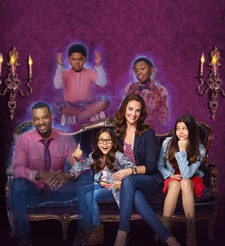 The Haunted Hathaways Movie Cast