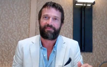 James Purefoy The Following Interview