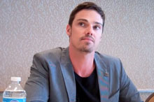 Jay Ryan Interview for Beauty and the Beast at Comic Con 2013