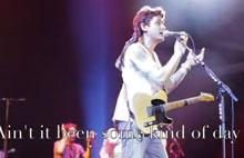 John Mayer Wildfire Video