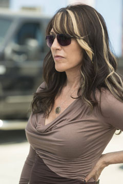 Katey Sagal Sons of Anarchy Interview