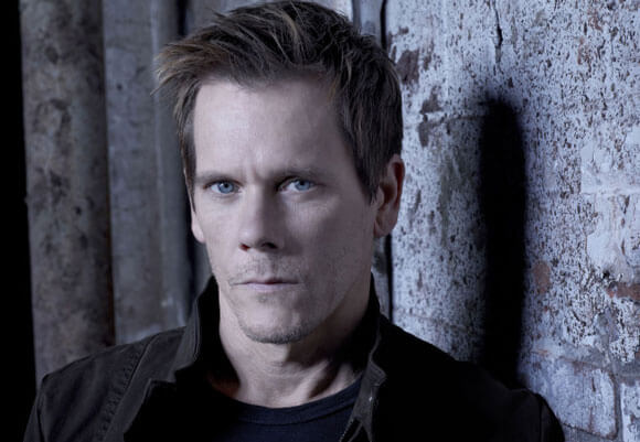 Kevin Bacon stars in 'The Following'