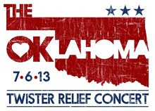 Oklahoma Twister Relief Concert 2013