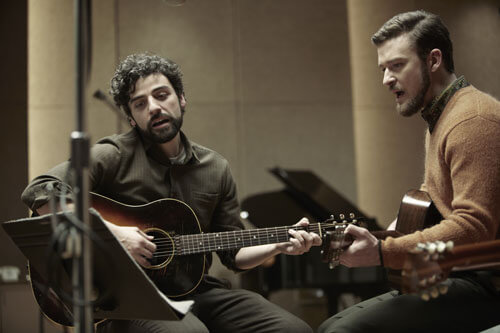 Oscar Isaac and Justin Timberlake star in 'Inside Llewyn Davis'