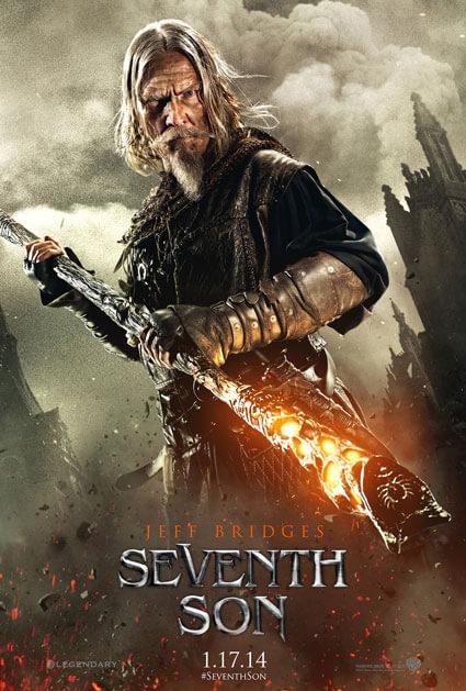 Seventh Son Teaser Poster