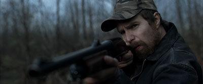 Sam Rockwell in 'A Single Shot'