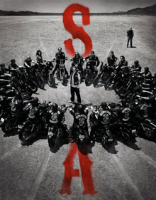 Sons of Anarchy Vertical Poster