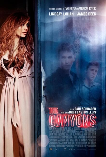 The Canyons Final Poster