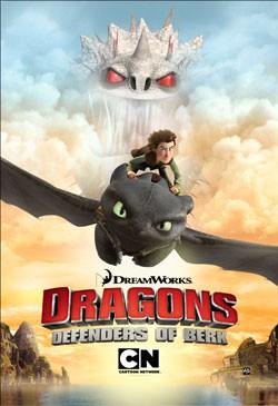 Dragons Defenders of Berk Details