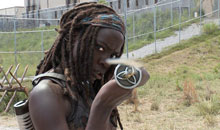 The Walking Dead Behind the Scenes Set Video