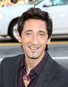 Adrien Brody Smiling Photo