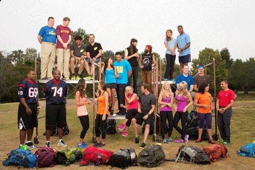 'The Amazing Race' season 23 teams