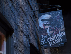An American Werewolf in London Halloween Horror Nights
