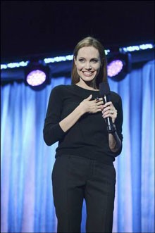 Angelina Jolie Maleficent Interview at D23