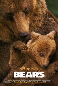 Bears Movie Poster and New Trailer