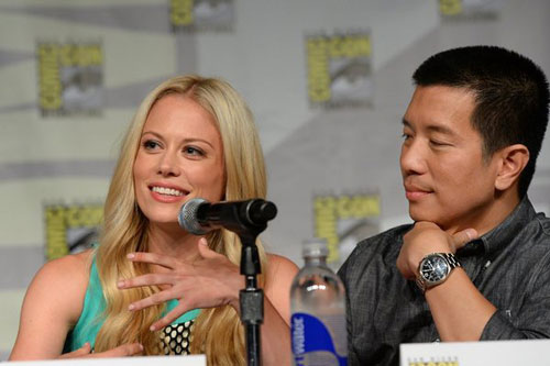 Claire Coffee Grimm Interview