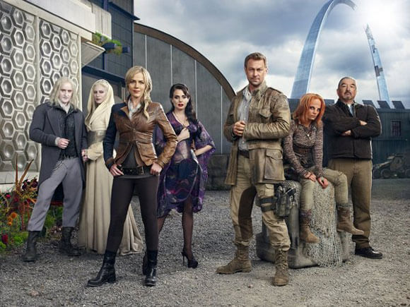 Defiance Cast Photo